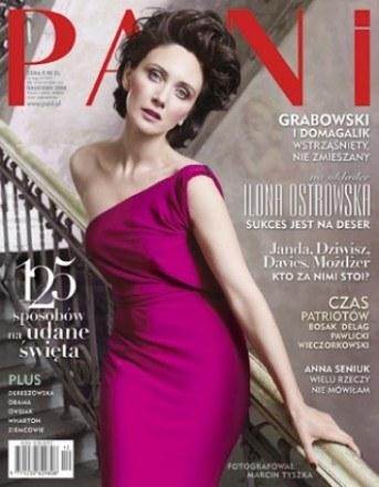 Grudniowy numer magazynu /PANI