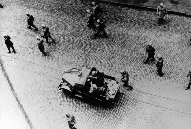 Grudzień 1970 r. w Gdyni / archiwum FOTONOVA /East News