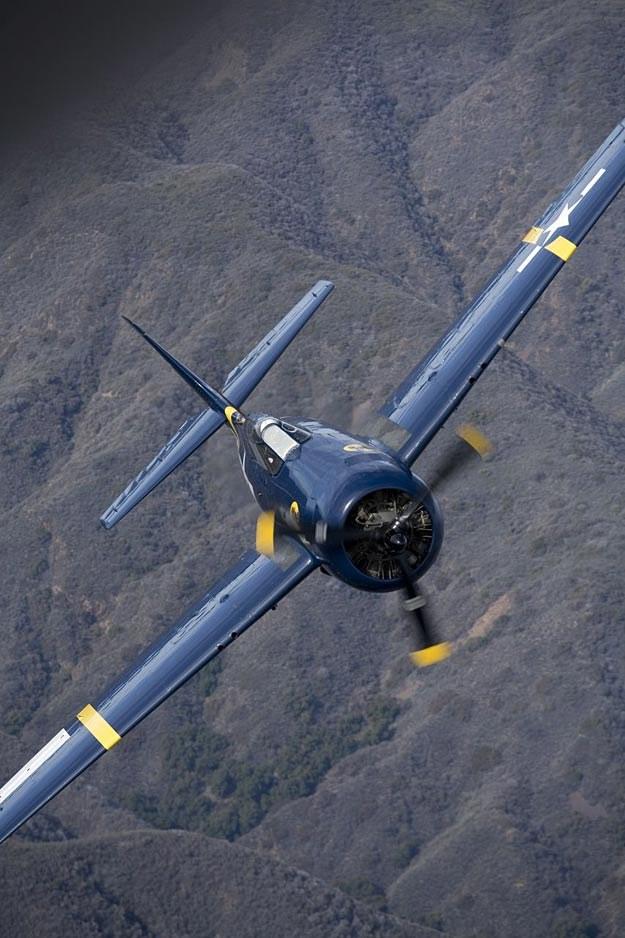 Grumman F4F Wildcat /Discovery World