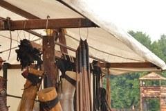 Grunwald przywitał rycerzy deszczem