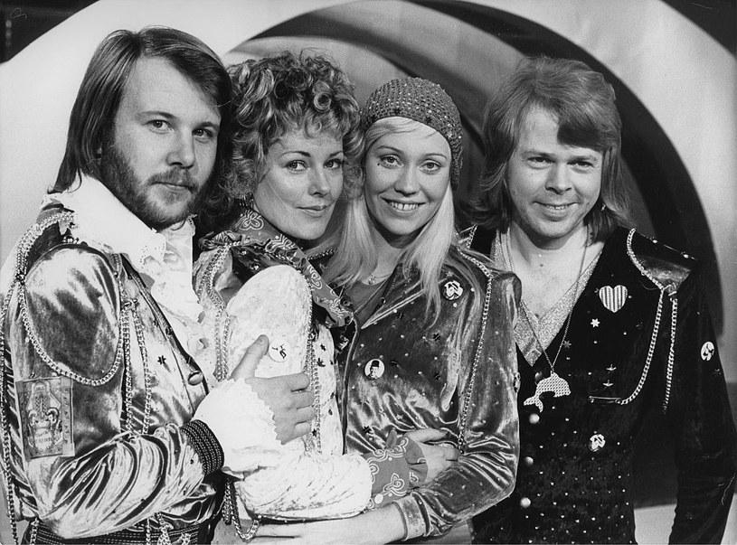 Grupa ABBA na zdjęciu w 1974 roku / Imagno / Contributor /Getty Images