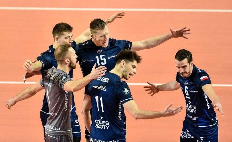 Grupa Azoty Kędzierzyn-Koźle wygrywa także w Lidze Mistrzów /Lukasz Sobala / PressFocus / NEWSPIX.PL /Newspix