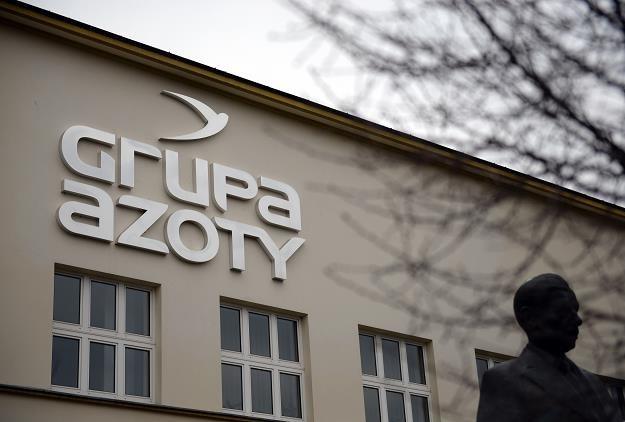 Grupa Azoty miała bardzo dobre wyniki. Fot. Piotr Guzik /FORUM