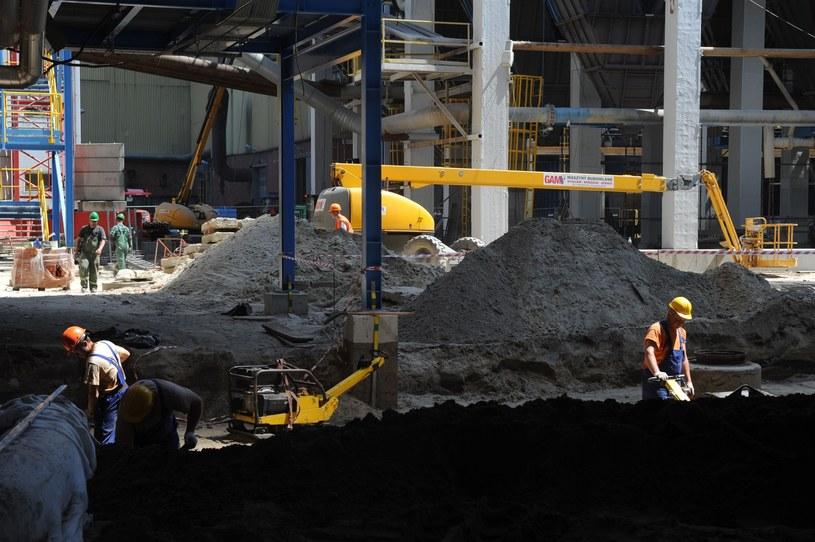 Grupa Famur wraz z PFR pchną górnictwo w Polsce na wyższy poziom? /Zenon Zubyrtowicz /Agencja SE/East News