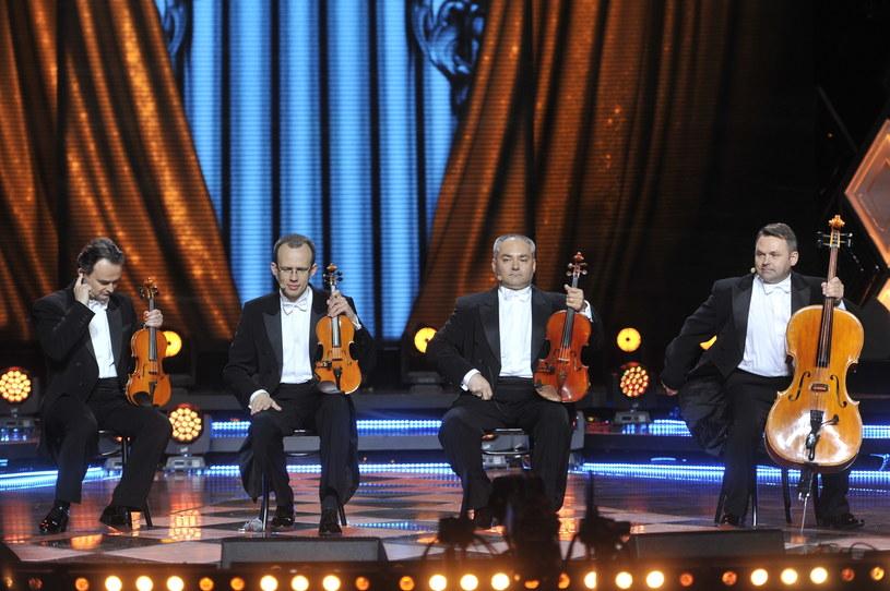 Grupa MoCarta na scenie /AKPA