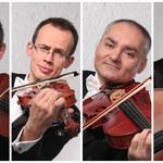 kabaretowy kwartet smyczkowy