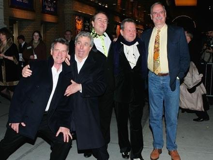 Grupa Monty Pythona znów pojawi się na jednej scenie - fot. Evan Agostini /Getty Images/Flash Press Media