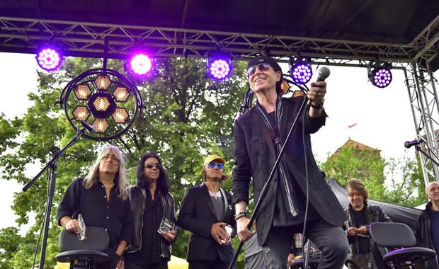 Grupa The Scorpions na zakończenie Life Festival Oświęcim 2017!