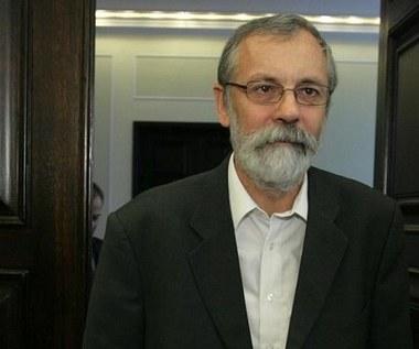 Grupiński: Raport PiS świadczy o stanie psychicznym jego autorów