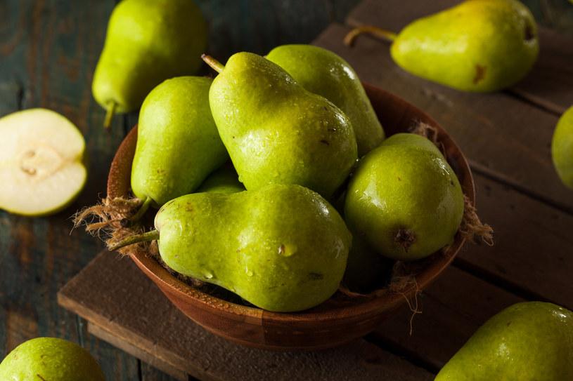 Gruszki pasują do deserów i dań wytrawnych /123RF/PICSEL