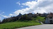 Gruyères: Królestwo sera, żurawia i Obcego