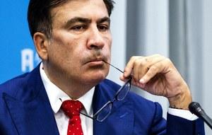 Gruzja: Były prezydent Micheil Saakaszwili zatrzymany