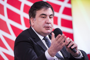 Gruzja: Micheil Saakaszwili rozpoczął strajk głodowy w areszcie
