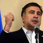 Gruzja: Nakaz aresztowania byłego prezydenta Saakaszwilego