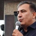 """Gruzja nie chce, by Saakaszwili został wicepremier Ukrainy. """"Kategorycznie niedopuszczalne"""""""