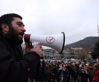 Gruzja: Opozycja oskarża władze o wyemitowanie fałszywego reportażu