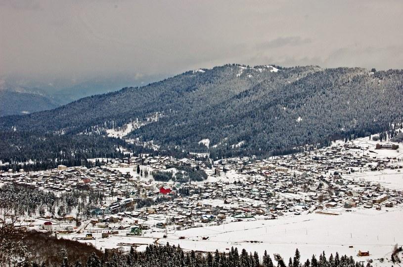 Gruzja, ośrodek narciarski Bakuriani /Flickr/ Vladimer Shioshvili /