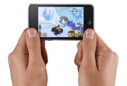 Gry - obok muzyki i filmów najważniejsza funkcja nowych iPodów /materiały prasowe