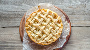 Gryczana tarta  z jabłkami