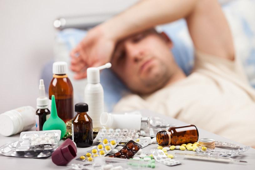 grypa objawy i leczenie - krok 6 /© Photogenica