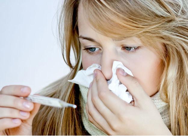 Grypy nie leczymy antybiotykiem /123RF/PICSEL