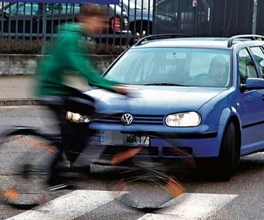 Grzechy rowerzystów. Groźni na jezdni i chodniku
