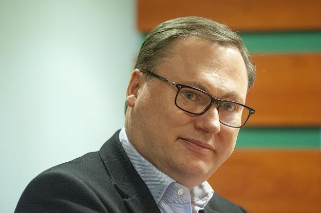 Grzegorz Bierecki /fot. Wojciech Strozyk /Reporter