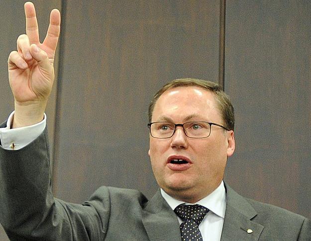 Grzegorz Bierecki, senator PiS. Fot. Wojciech Stróżyk /Reporter