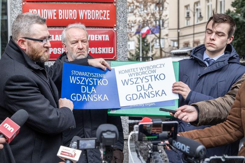 Grzegorz Braun złożył skargę do PKW na Aleksandrę Dulkiewicz. Sprawa otarła się o Sąd Najwyższy /Grzegorz Banaszak /Reporter