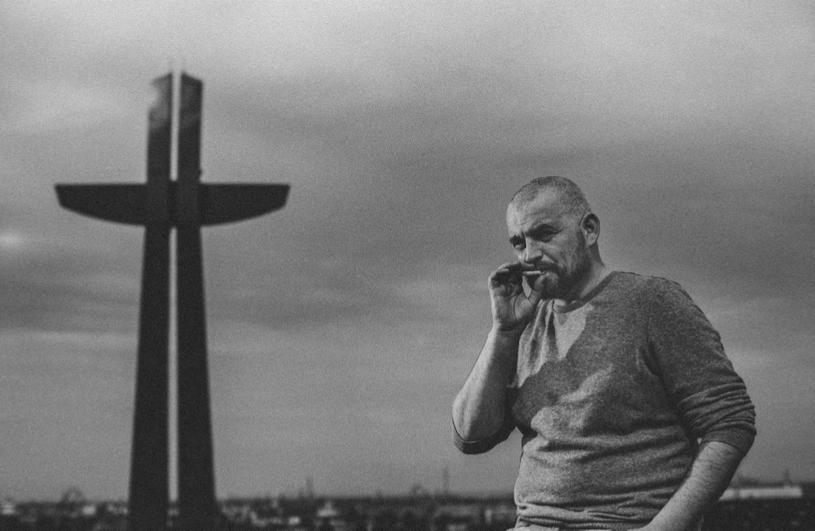 """Grzegorz Brudnik - autor książki """"Mayday"""" /materiały prasowe"""
