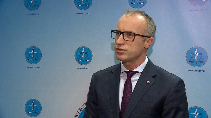 Grzegorz Cessak był gościem Bogdana Rymanowskiego /Polsat News