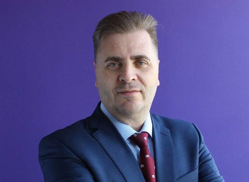 Grzegorz Chłopek, były prezes NN PTE, obecnie dyrektor zarządzający iWealth Management i ekspert współpracujący z Instytutem Emerytalnym. /materiały prasowe