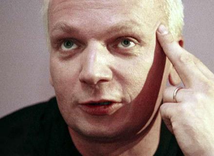 Grzegorz Ciechowski (1957-2001) - fot. Piotr Bławicki /Agencja SE/East News
