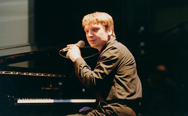 Grzegorz Ciechowski (1957-2001) /AKPA