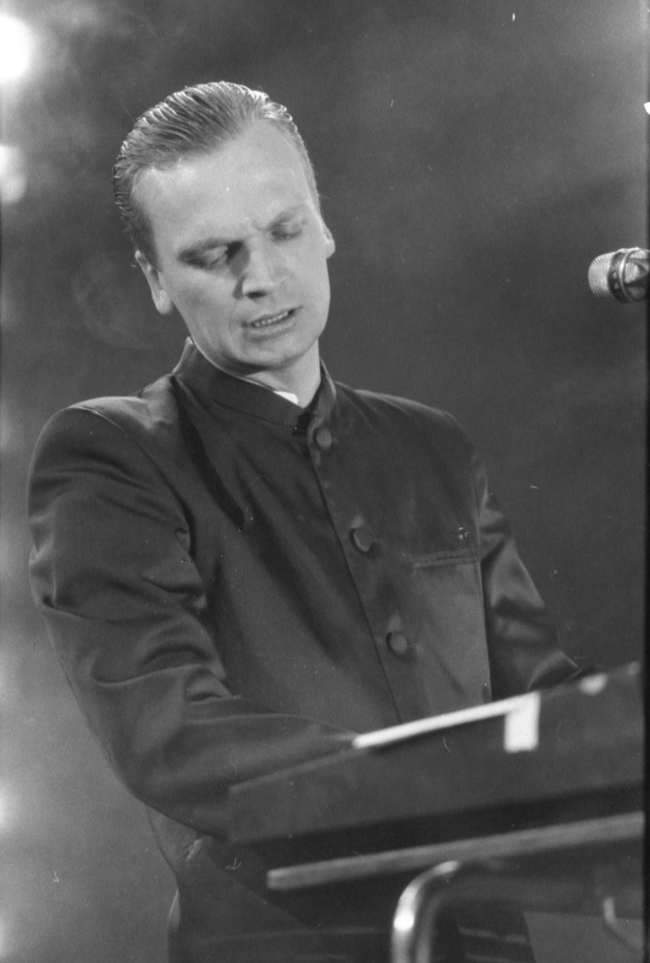 Grzegorz Ciechowski /ANDRZEJ ZBRANIECKI /PAP