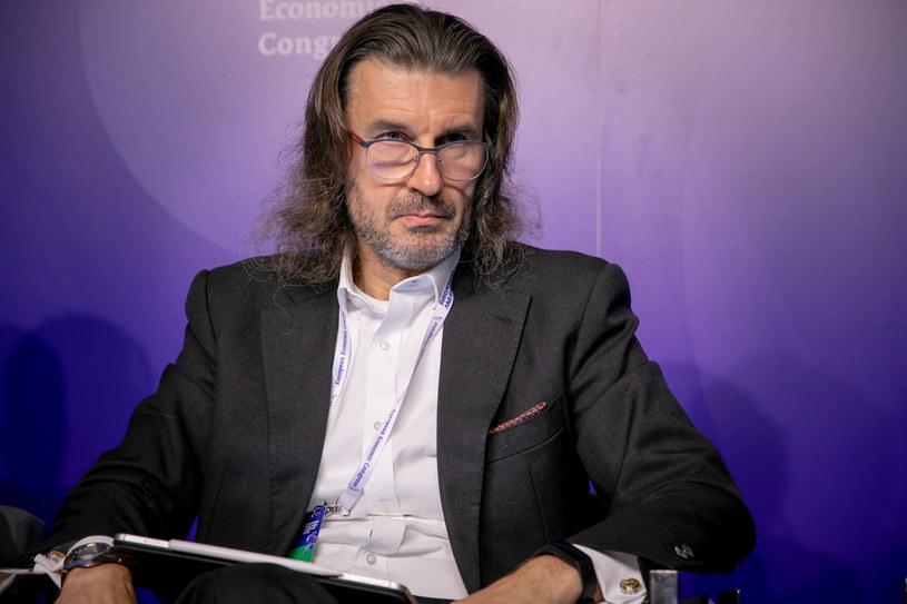 Grzegorz Cimochowski, partner w firmie doradczej KPMG /Fot. Ireneusz Rek /INTERIA.PL
