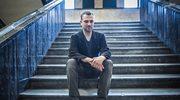 Grzegorz Damięcki: Seksowny i nieśmiały