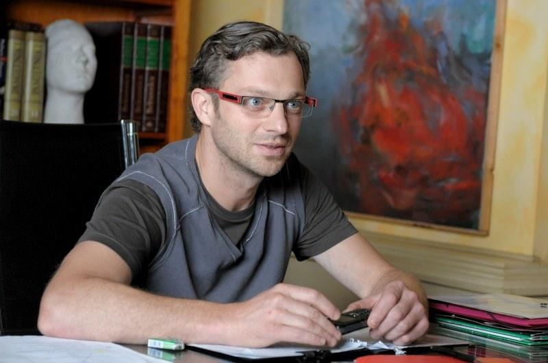 Grzegorz Damięcki /Agencja W. Impact