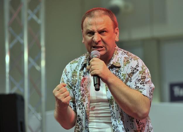 Grzegorz Halama. Fot. Łukasz Kalinowski /Agencja SE/East News