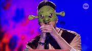 Grzegorz Hyży jako Shrek