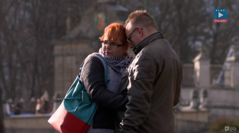 Grzegorz i Agnieszka /Polsat Play/Ipla /Polsat