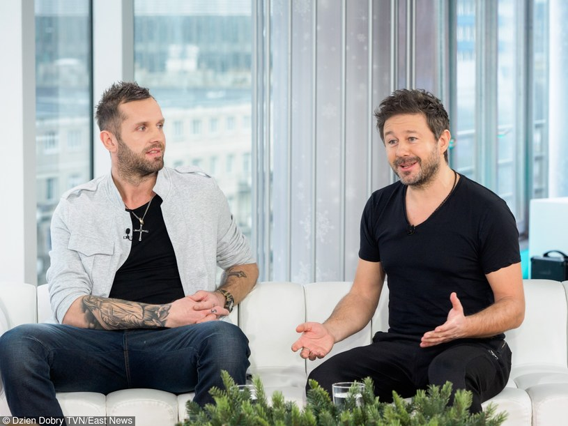Grzegorz i Andrzej /- /East News