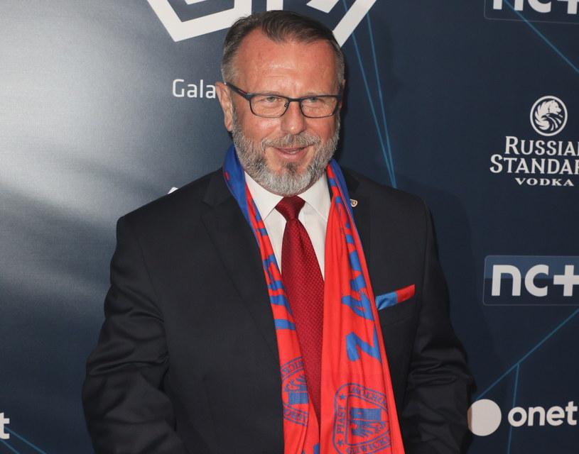 Grzegorz Jaworski, przewodniczący RN Ekstraklasy SA /Piotr Molecki /East News