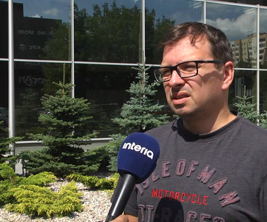 Grzegorz Jędrzejewski dla Interii: W ten weekend opony będą rozdawały karty. Wideo