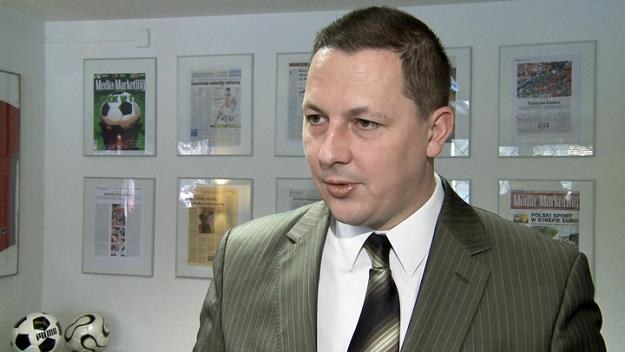Grzegorz Kita, prezes Sport Management Polska /Newseria Biznes