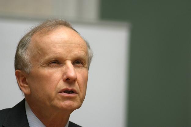Grzegorz Kołodko, były minister finansów RP. Fot. Piotr Gamdzyk /Reporter