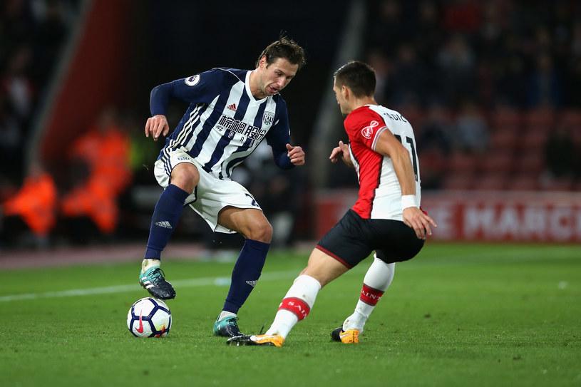 Grzegorz Krychowiak (L) w meczu z Southampton /Steve Bardens /Getty Images