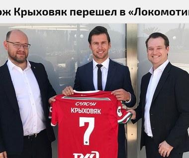 Grzegorz Krychowiak piłkarzem Lokomotiwu Moskwa. Zagra z numerem 7