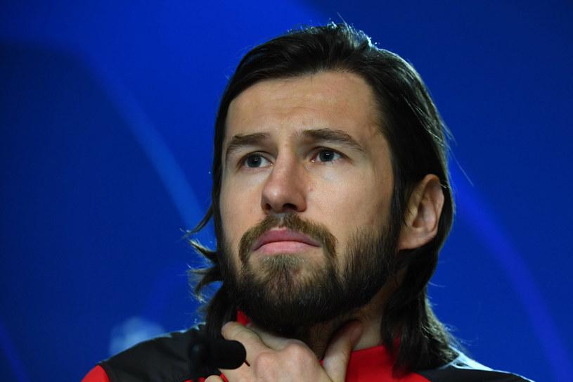 Grzegorz Krychowiak to jeden z najlepiej ubranych sportowców /GABRIEL BOUYS/AFP /East News
