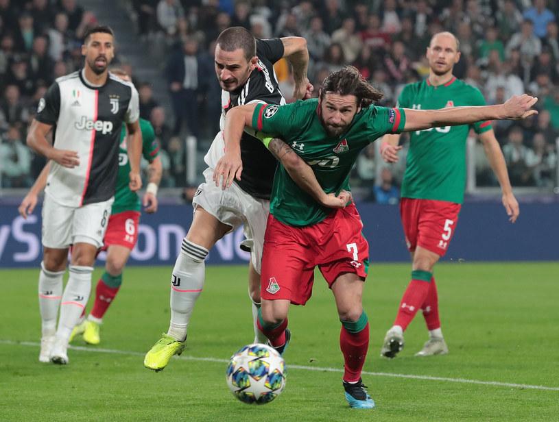 Grzegorz Krychowiak w meczu z Juventusem /Getty Images
